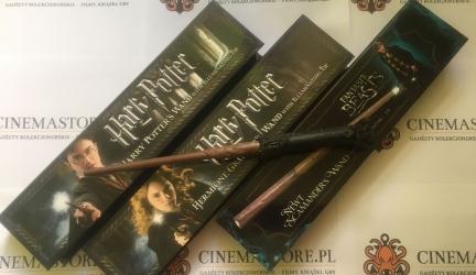 Świecące różdżki – Harry Potter, Hermiona Granger, Albus Dumbledore